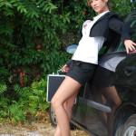 Hostess toscana Cristina L