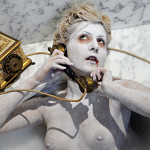 Alessandra P fotomodella nuda toscana