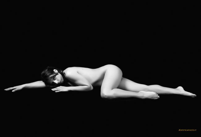 Alice modella nudo Cuneo