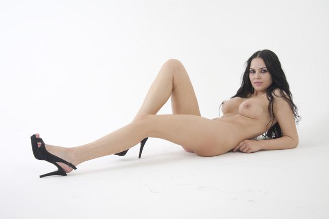 Diana P modella nudo Firenze