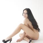 Diana P fotomodella nudo rumena