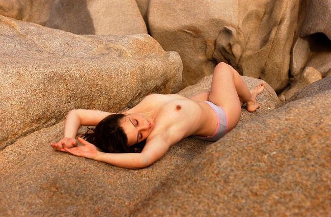 Sonya - Modella nudo Pisa