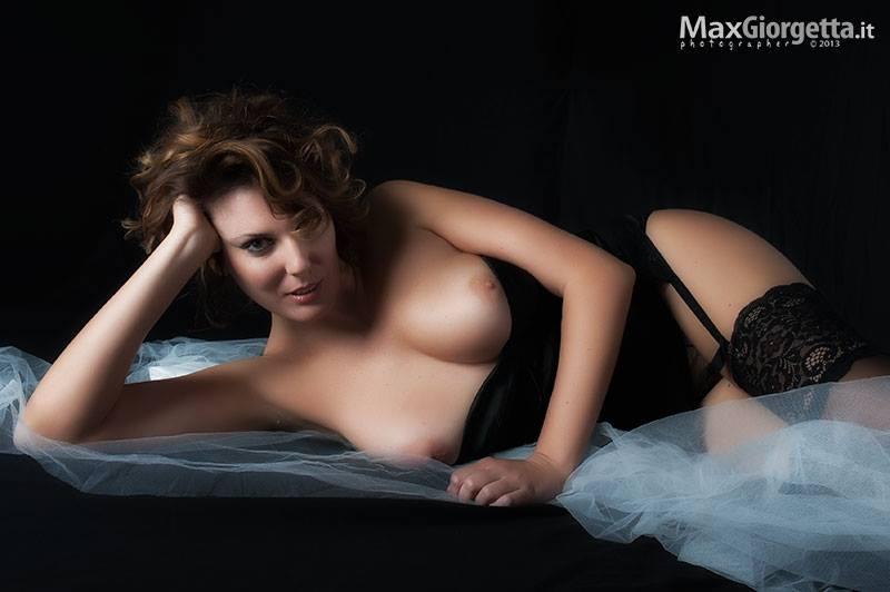 Crystal - Modella nudo Latina