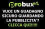 ProBux Guadagna cliccando
