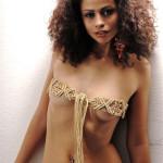 Modella brasiliana Daniele