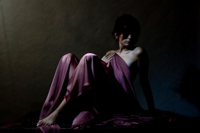 Darkchristine - Modella nudo Firenze