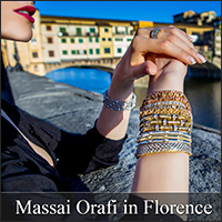 Massai Orafi in Firenze