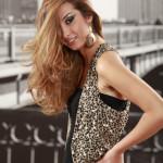Claudia L modella toscana