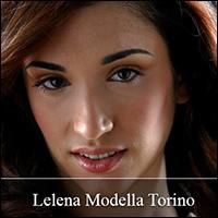 Modella Lelena di Torino