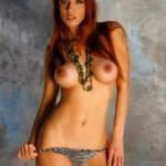Lisa K fotomodella nuda russa
