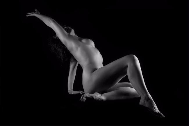 Dodi modella nudo Firenze