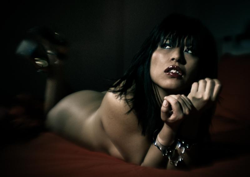 Genny - Modella nudo Lucca