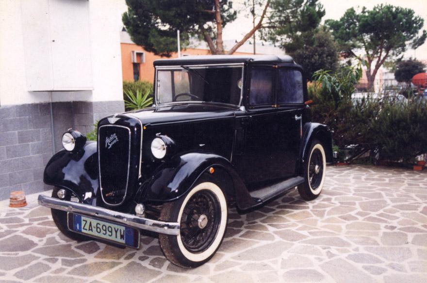 Austin Seven Cabriolet