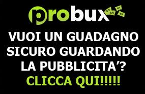 Come guadagnare online con ProBux.